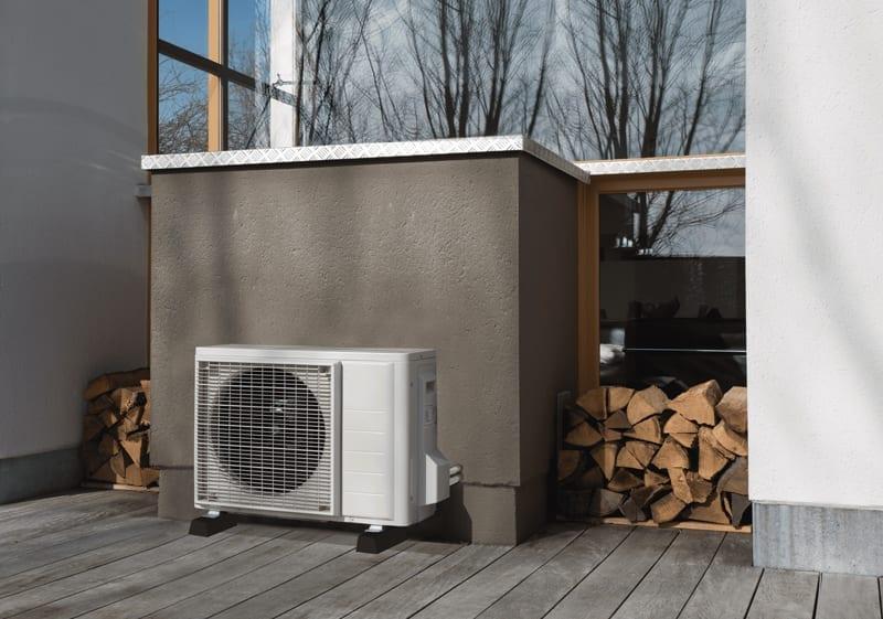varmepumpe håndværkerfradrag Bramming Esbjerg